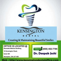 Cosmetic Dentist Brampton